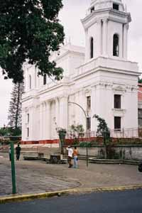 Cathedral at Alajuela, Costa Rica